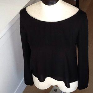 Lush black long sleeve